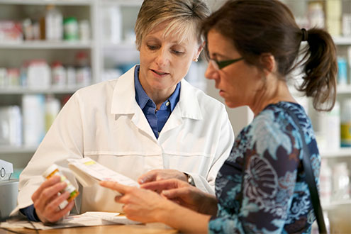 Lifespan Pharmacy has a specialty drug patient management program