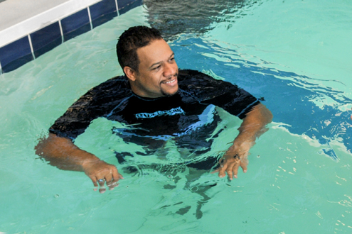 aquatic therapy at vanderbilt rehab