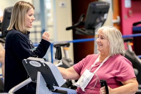Dean Ornish Intensive Cardiac Rehab Program
