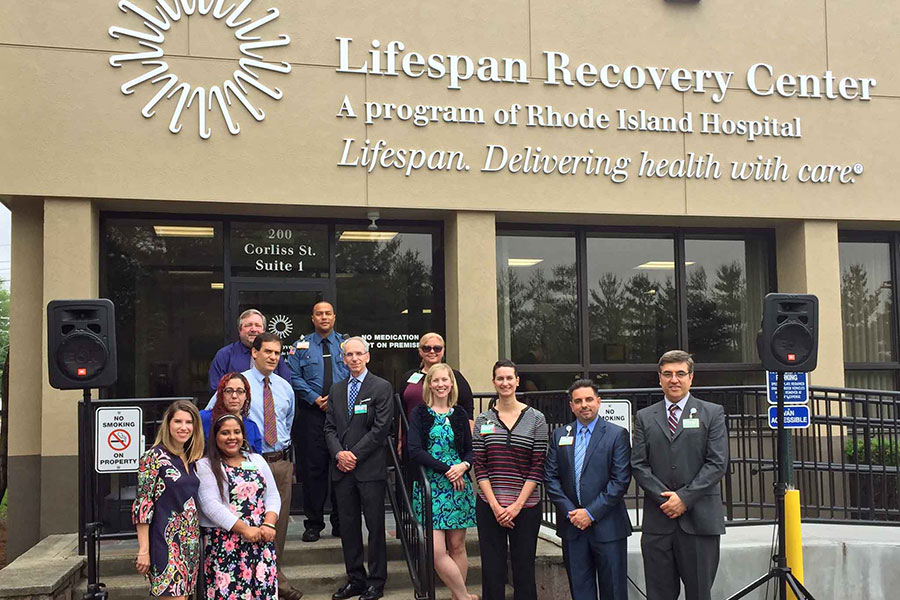 Lifespan Recovery Center