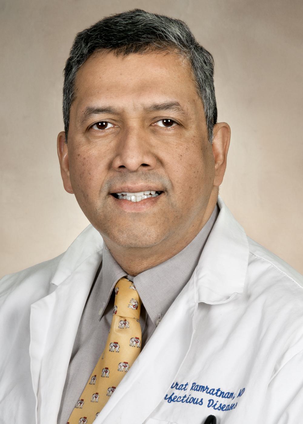 Dr. Bharat Ramratnam