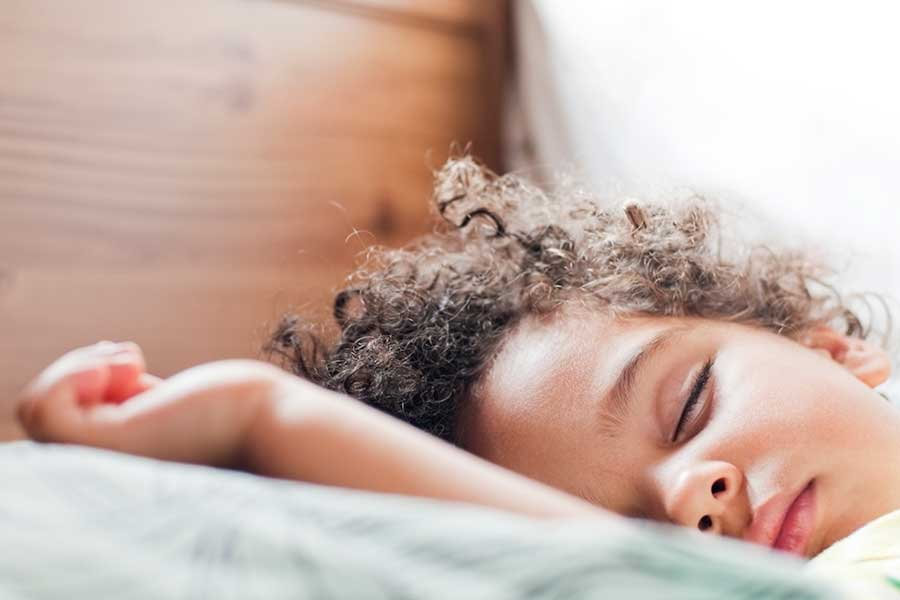 What parents should know about bedwetting.