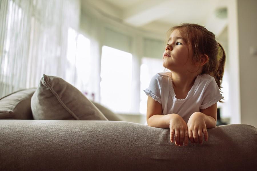 Coronavirus and kids stress
