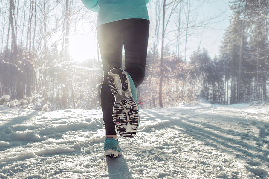 54e2742c543 When winter weather keeps us cooped up indoors, exercise may be the last  thing on our minds. But even in winter, exercise is important, especially  for ...