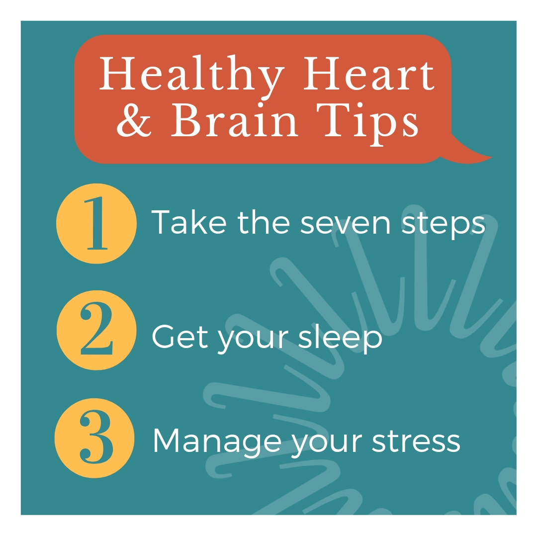 Healthy Heart tips