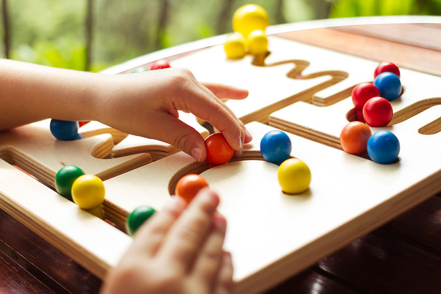 How Occupational Therapy Can Help Children with Autism | Lifespan