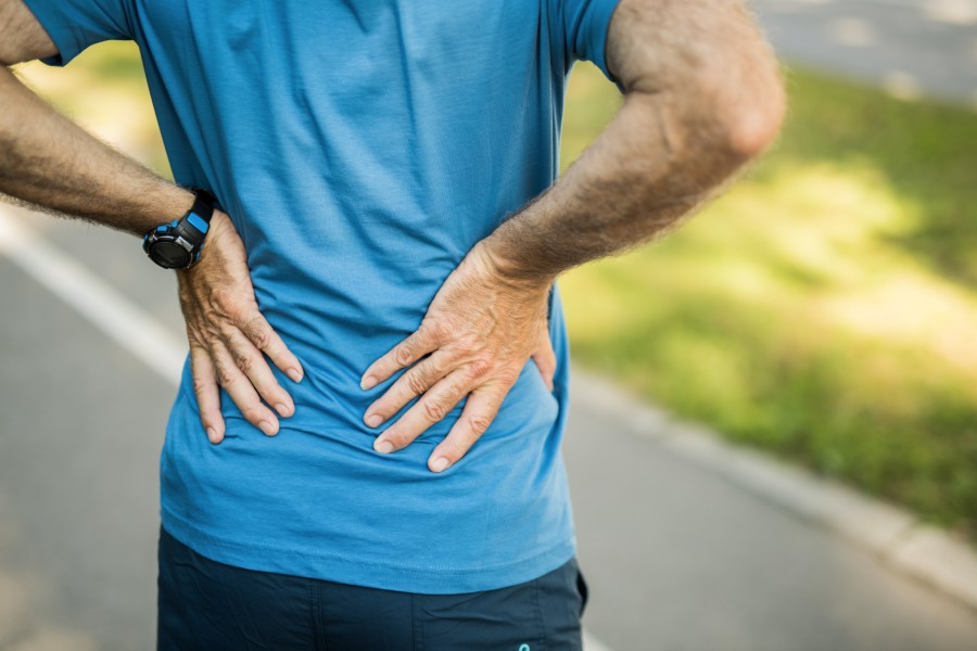 Spine pain treatment