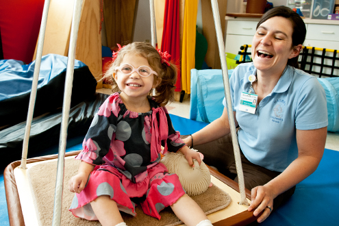 children's rehabilitation at lifespan