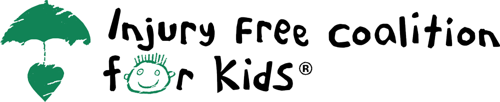Injury Free Coalition for Kids Logo