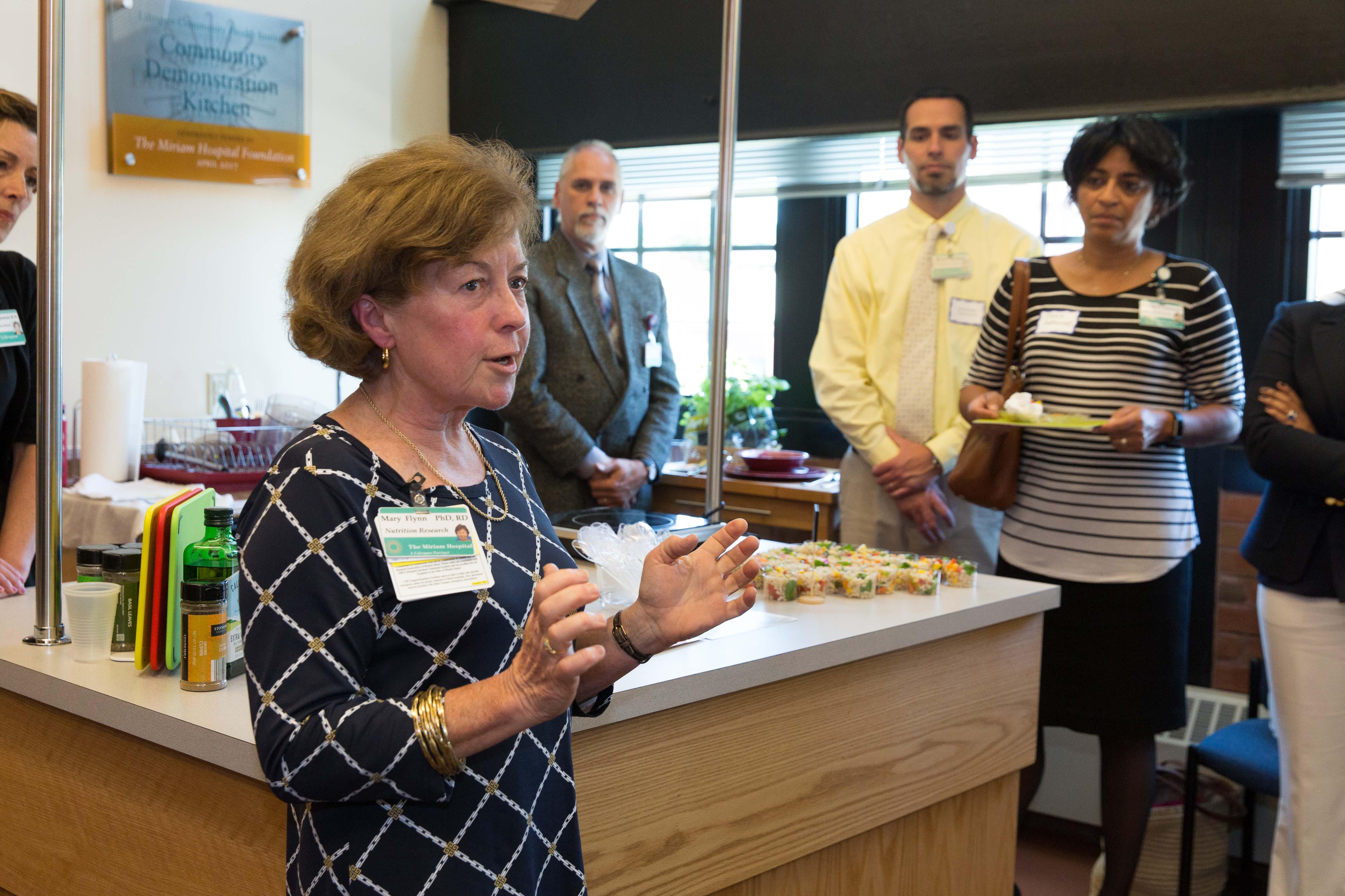 Demonstration Kitchen community demonstration kitchen | lifespan lifespan community