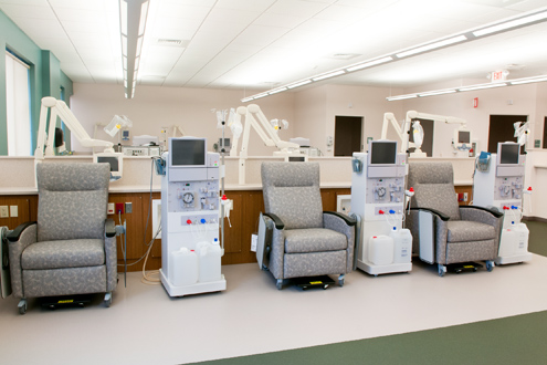 Outpatient Dialysis In Providence At Rhode Island Hospital