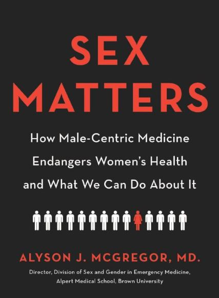 Sex Matters Book Cover