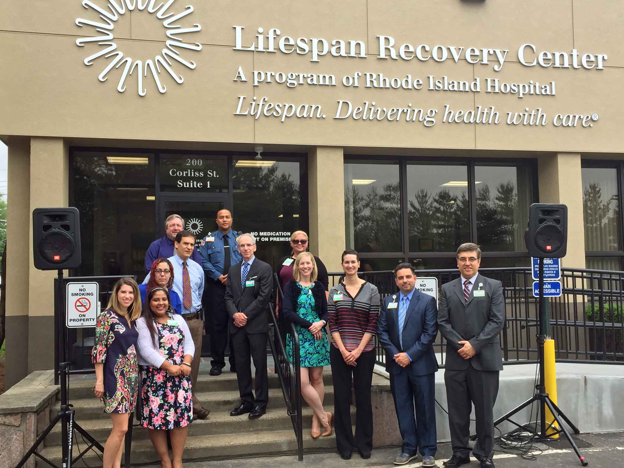 Lifespan Recovery Center dedicated to helping patients ...