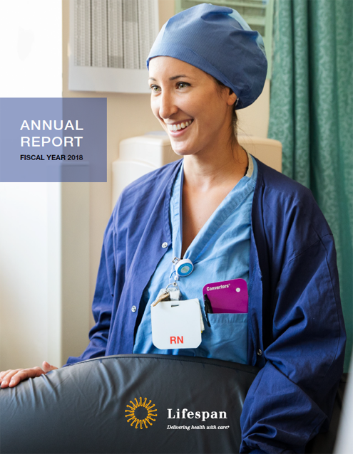 Lifespan 2018 Annual Report