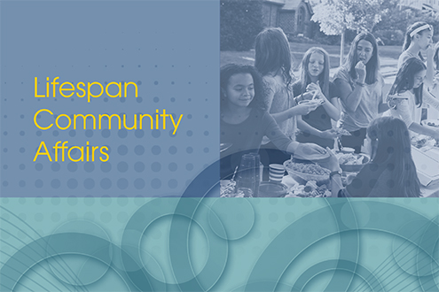 Lifespan community affairs