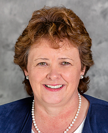 Orla Brandos, Vice President and Chief Nursing Officer, Newport Hospital