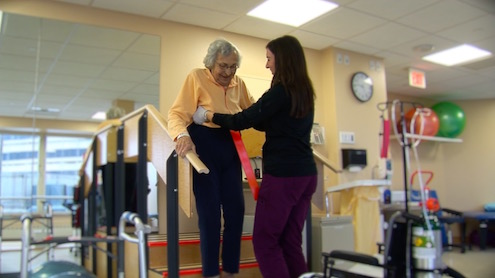 Inpatient Rehabilitation in Providence, RI | Lifespan
