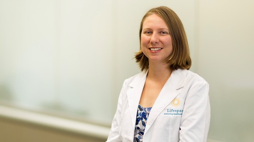 Lauren Goddard, MD, discusses the role of family medicine physicians.