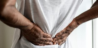 Non-surgical treatment for back pain