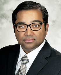 Gyan Pareek, MD, FACS Headshot
