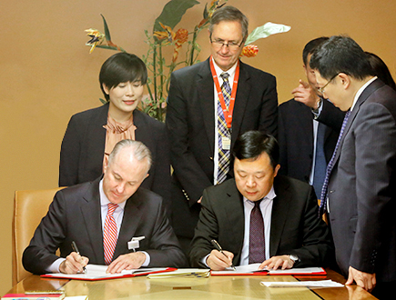 Lifespan and Brown University support Wuhan Union Hospital.