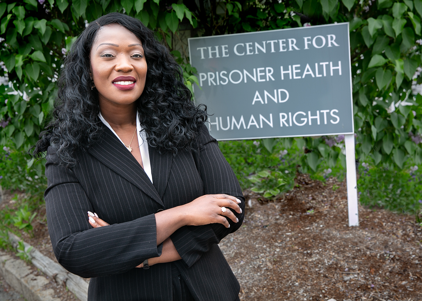 Center for Prisoner Health and Human Rights names new director
